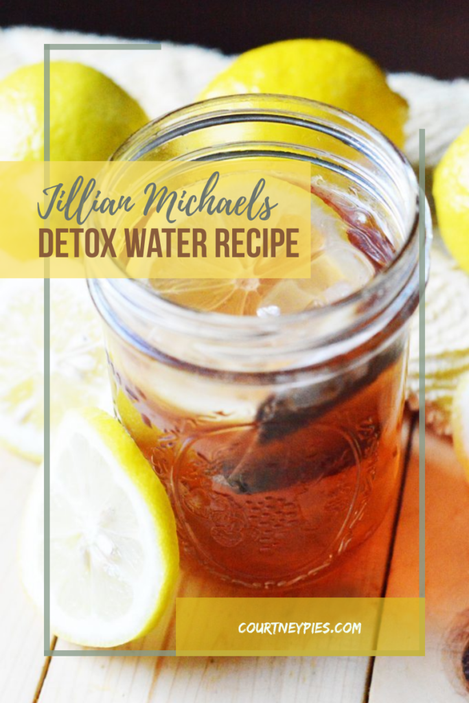 Jillian Michaels Detox Water is easy to make, and a great way to detoxify the system and shed some unwanted pounds. Give this 7 day detox cleanse a try! #detox #water #JillianMichaels #7daycleanse #healthy #lifestyle